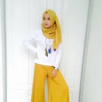 Jual Tumblr Tee / T-Shirt / Kaos Wanita Lengan Panjang Dreamcatcher Murah