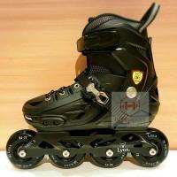 Jual Sepatu Roda BM138 Black Murah