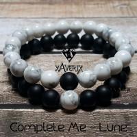 Gelang Couple / Premium Couple Bracelet / Gelang Batu Gemstone Onyx