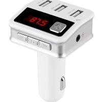harga Bc12 New Version Bluetooth Fm Transmitter Radio Adapter Car Kit Tokopedia.com