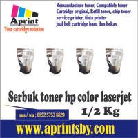 serbuk refill toner hp cartridge printer color laserjet all type