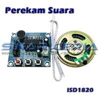 Jual Kit Modul Perekam Suara ISD1820 Recording Record Module Es Krim Mainan Murah