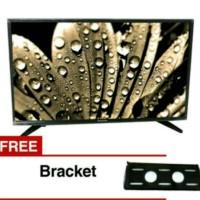 Panasonic LED TV 32 Inch TH-32D302G USB Movie Garansi Resmi