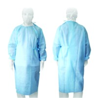 Baju Operasi Surgical Gown NonWoven OneMed