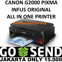 CANON G2000 PIXMA PRINTER INFUS ORIGINAL
