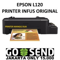 Jual EPSON L120 PRINTER INFUS ORIGINAL Murah