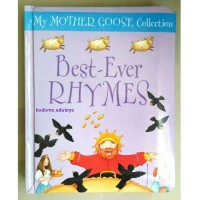 My Mother Goose Collection Best - Ever Rhymes, Buku Import Anak