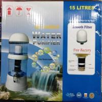 BIO ENERGY MINERAL WATER POT PURIFIER 15 PROMO!   Grosir!