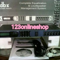 dbx driverack 260 made in usa aru