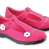 GFP - Girl Kids Shoes Pu-Pvc Sol Tpr Pink BLY 331