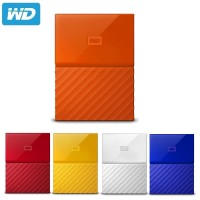 Harga WD My Pasport 4 TB External Hardisk New   All Colour   WIKIPRICE INDONESIA