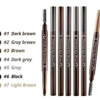 Jual Drawing Eyebrow Etude House / Brush / Drawing Pencil / Pensil Alis Murah
