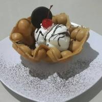 Tepung Premix Eggetes Waffle Murah 1 Kg