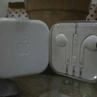 Earphone / Earpod / Handsfree Apple for IPhone 5/5S/6/6S