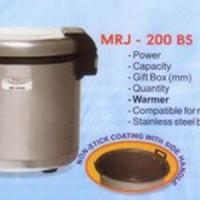 Maspion Magic Jar MRJ-200bs Series, Penghangat Nasi Maspion Untuk Re1