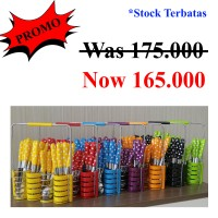 Sendok Set WESTON Warna