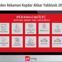 Rekaman Kopdar Akbar Yukbisnis 2015   Materi Daging Bisnis Online
