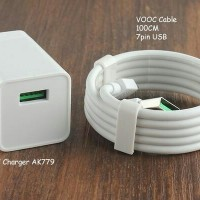 BAGUS!! CHARGER OPPO VOOC FAST CHARGING ORIGINAL 100% ( Limited