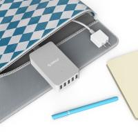 BAGUS!! ORICO Original - CSE-5U USB 5V2.4A Wall Charger Berkualitas