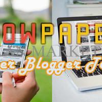 WOWPAPER Responsive Wallpaper Blogger Template