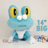 Boneka Froakie 35cm Pre Order Pokemon Figure Pokemon Pokeball Dota