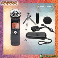 Zoom Voice Recorder H1 + Accessories
