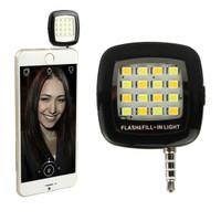 Jual Led Flash Handphone Lampu Selfie Lynx Murah