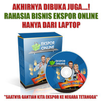 Rahasia Bisnis Ekspor Online Hanya Dari Laptop!