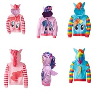 Jaket My Little Pony - Rainbow Dash, Twilight, Pinky Pie