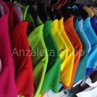 Jual Polo Shirt Polos/Kaos Kerah/Kaos Polo/Kaos Distro/Kaos Berkerah Murah