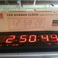 Jam Dinding Digital Besar HG - 2368