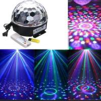 led magic ball mp3 / lampu disco jamur mp3 bola music