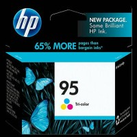 TINTA PRINTER HP 95 CALOR ORIGINAL
