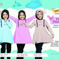 Little Mutif Girl 123 Size 10 dan 12 tahun/Hijab Fashion/Baju Muslim