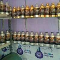 Bibit Parfum BULGARY ROSE 100 ml