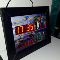 Jam Dinding Digital