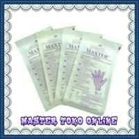 Maxter Sarung Tangan Steril ( Satuan )