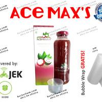 Ace Maxs Asli - Jus Kulit Manggis + Daun Sirsak