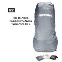 Rain Cover / Jas Hujan Tas / Pelindung Tas Trekking AKRC 007/80 L