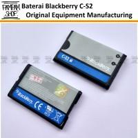 Batre / Baterai / Battery / Batrai Blackberry CS2 Gemini 3G 9300 ORI