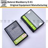 Batre / Baterai / Battery Batrai Blackberry DX1 / BB Bold 9650 ORI