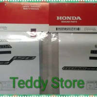 Stripping Stiker List Bodi Honda New Vario Techno 150 Exclusive 2016
