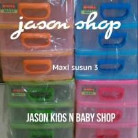 Laci Plastik / Rak Serbaguna Estima Maxi Lion Star Susun 3
