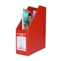 Box File Bantex 4011-09 (RED) Folio 10 cm