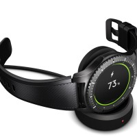 Wireless Charging Dock Samsung Gear S3 Charger Cable Cradle