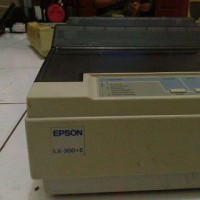 Printer Dot Matrix Epson LX300+II