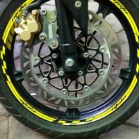 Stiker Velg/ Wheels Striping All Motor Sport