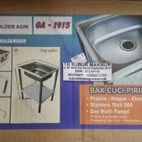 Bak Cuci Piring Kitchen Sink 1 Set Portable Bongkar Pasang Praktis1915