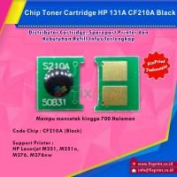 Harga Chip Reset HP 131A Black Chip Cartridge CF210A Printer HP Laserjet | WIKIPRICE INDONESIA