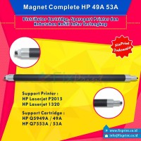 Harga magnet complete hp 49a q5949a 53a q7553a printer hp p2015 | WIKIPRICE INDONESIA